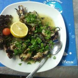 Koursaros Fishtavern Nk Fish On Grill