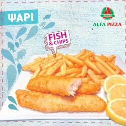 Alfa Pizza Fish And Chips