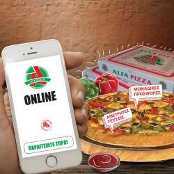 Alfa Pizza Order Online