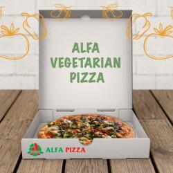 Alfa Vegetarian Pizza