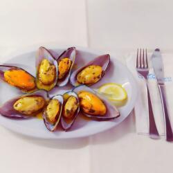Monte Carlo Restaurant Mussels