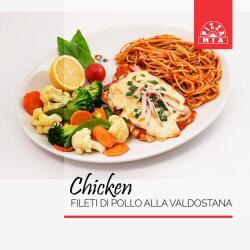 Pizza Mia Fileti Di Pollo Alla Valdostana