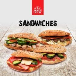 Pizza Mia Sandwich