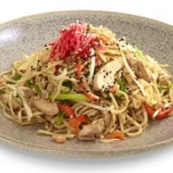 Wagamama Soba Noodles With Chicken