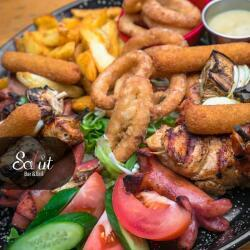 Salut Bar And Grill Meat Platter