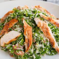 Salut Bar And Grill Memos Salad