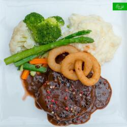 Salut Bar And Grill Steak