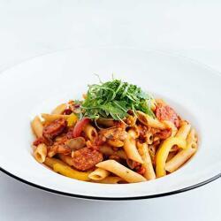 Chorizo Picante Pasta