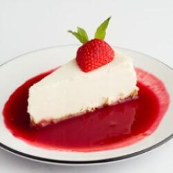 Pizza Express Cheesecake